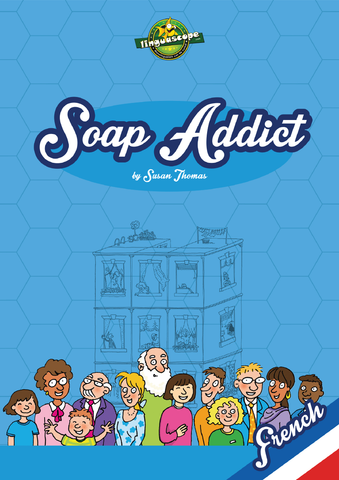 Soap Addict - French (Reproducible eBook)