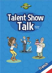 Talent Show Talk - French (Reproducible eBook)