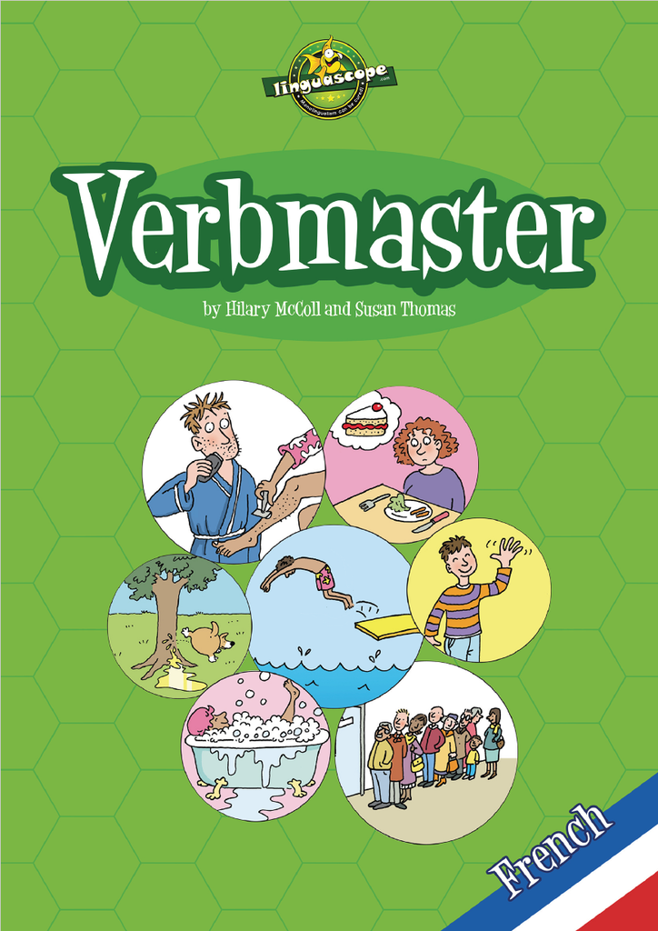 Verbmaster - French (Reproducible eBook)