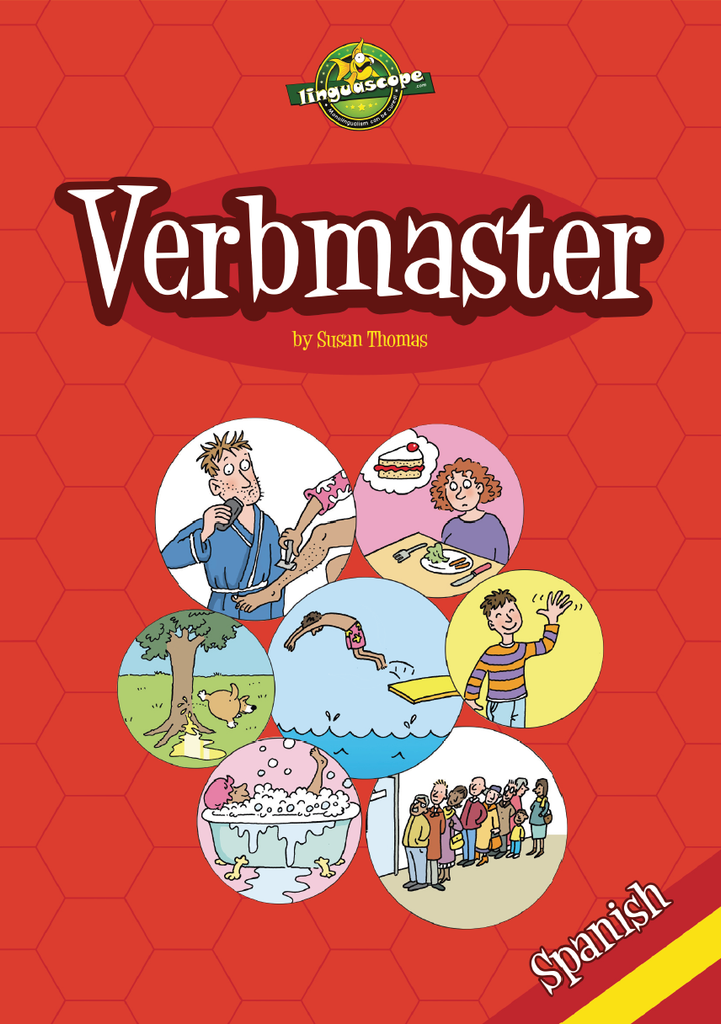 Verbmaster - Spanish (Reproducible eBook)