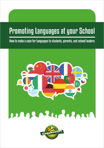 Promoting Languages at your School (Downloadable eBook)