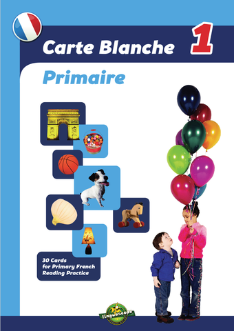 Carte Blanche 1 (Primaire) (Downloadable product)