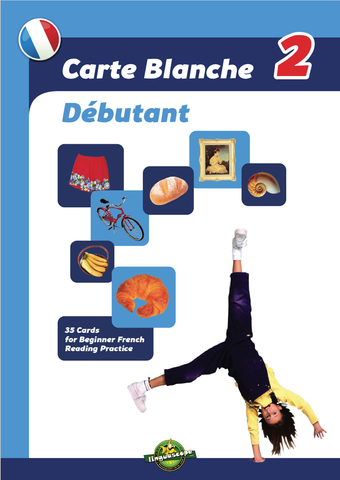 Carte Blanche 2 (Débutant) (Downloadable product)