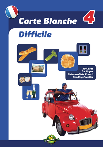 Carte Blanche 4 (Difficile) (Downloadable product)