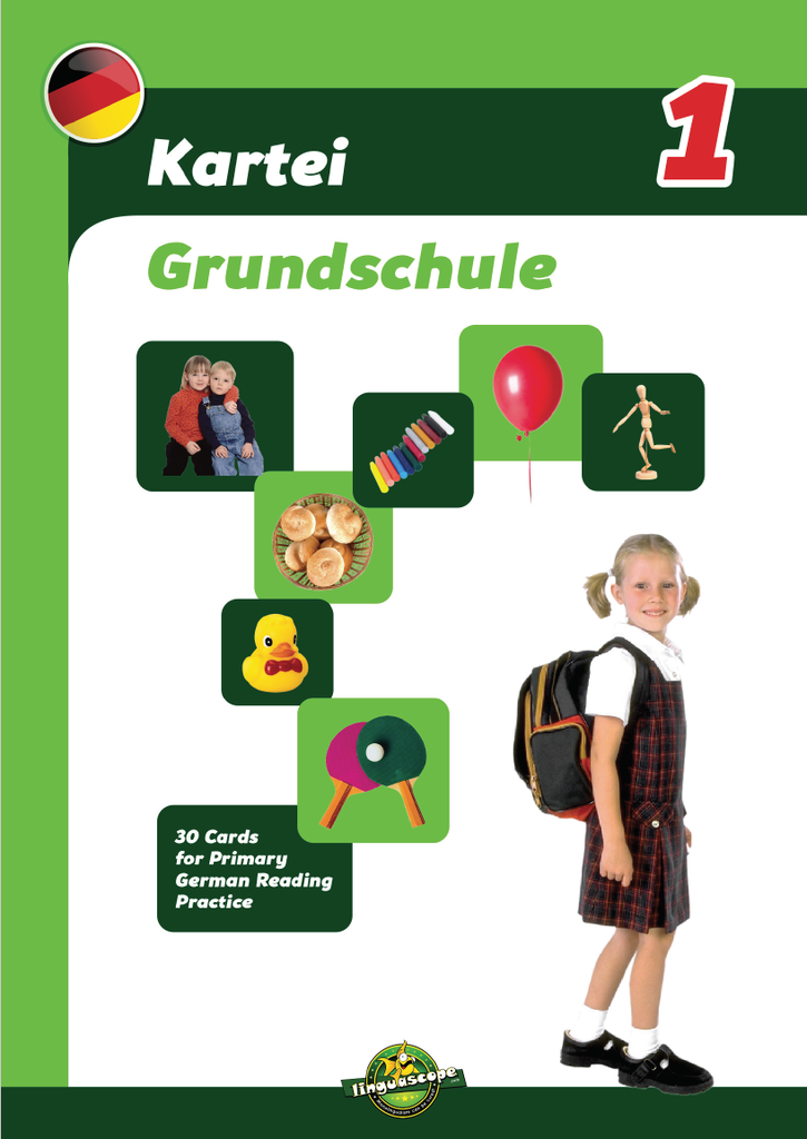 Kartei 1 (Grundschule) (Downloadable product)
