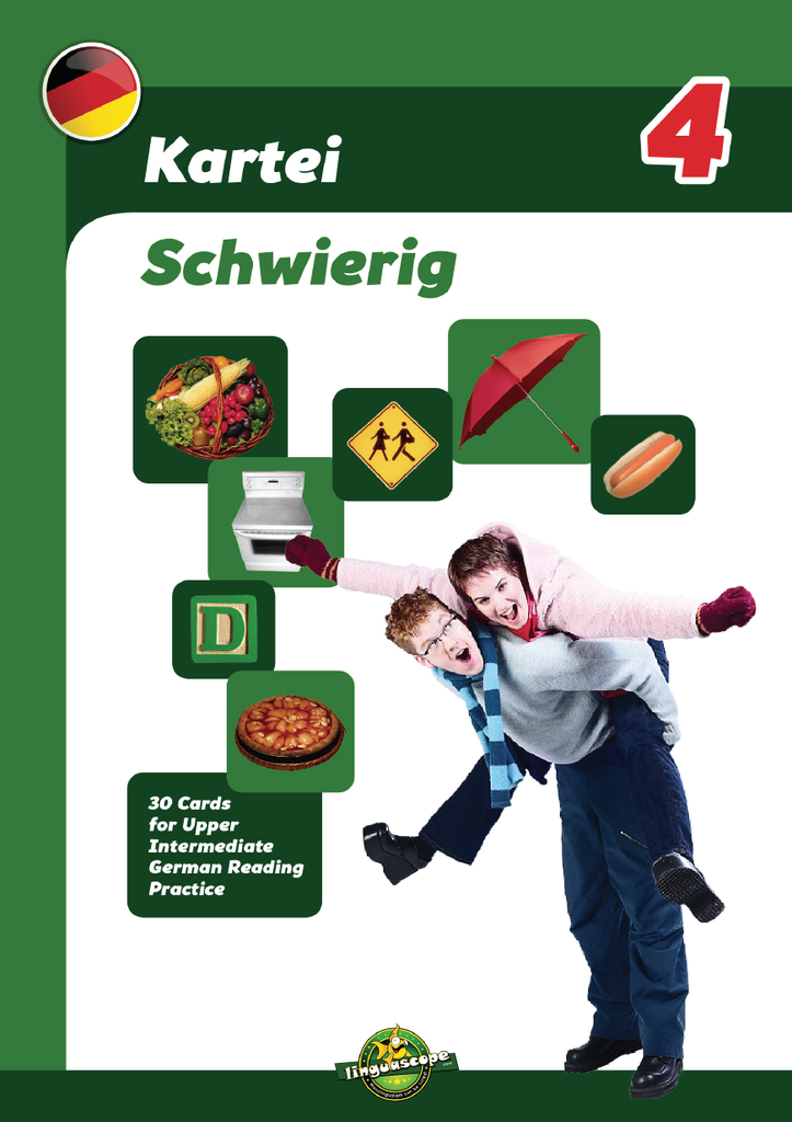 Kartei 4 (Schwierig) (Downloadable product)