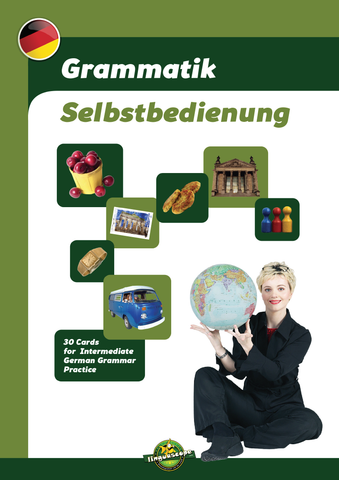 Grammatik Selbstbedienung (Downloadable product)