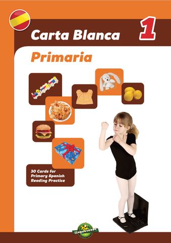 Carta Blanca 1 (Primaria) (Downloadable product)