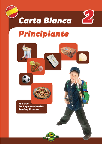 Carta Blanca 2 (Principiante) (Downloadable product)