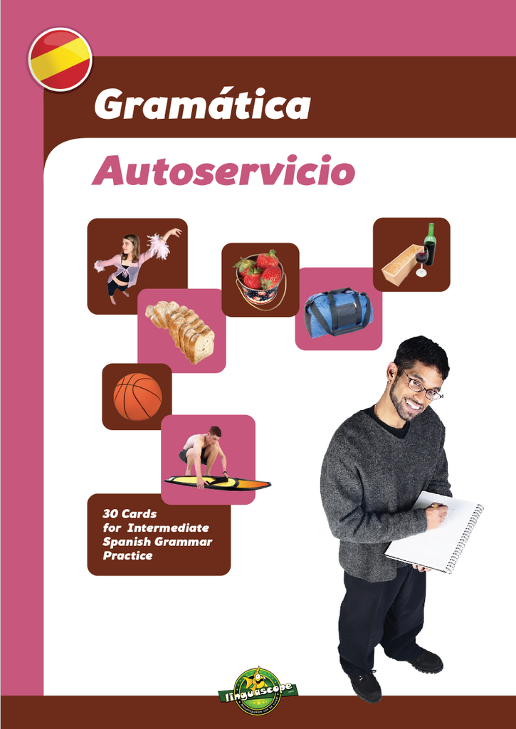 Gramática Autoservicio (Downloadable product)