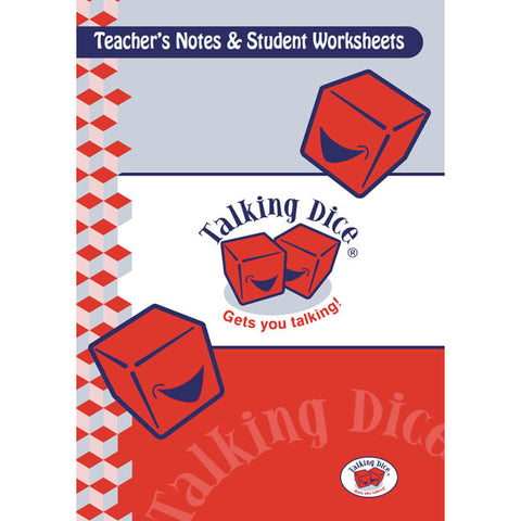 Talking Dice Teacher's Notes & Student Worksheets