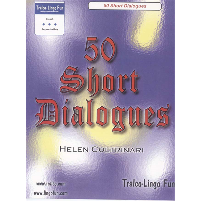 50 Short Dialogues (Downloadable eBook)