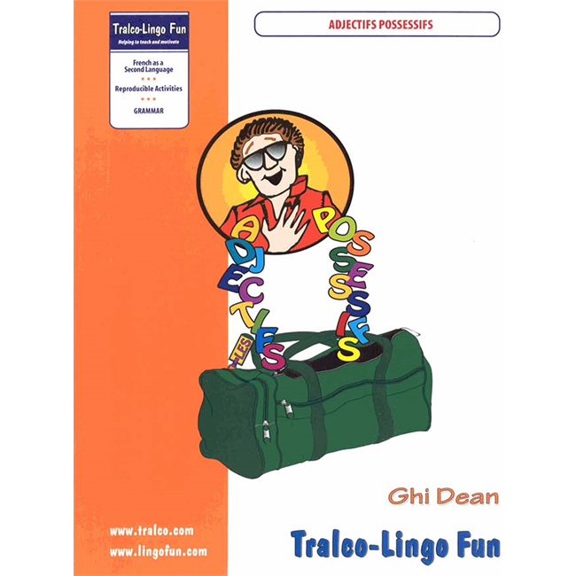 Adjectifs possessifs (Downloadable eBook)