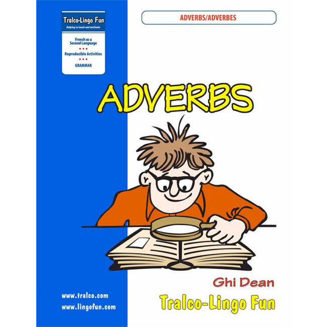 Adverbes (Downloadable eBook)