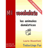 Mi vocabulario - Los animales domésticos (Downloadable eBook)