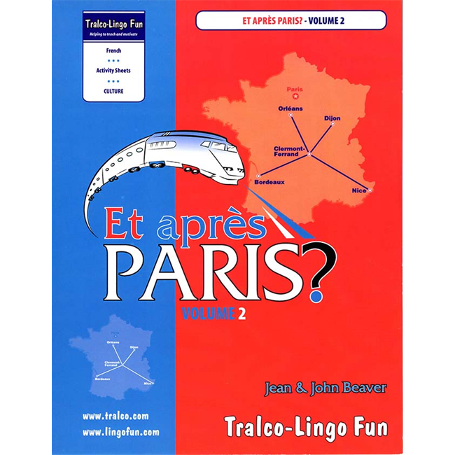 Et après Paris ? Volume 2 (Orléans, Dijon, Clermont-Ferrand, Bordeaux, Nice) (Downloadable eBook)