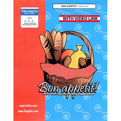 Bon appétit (English version) (Downloadable eBook with link to streamed video)