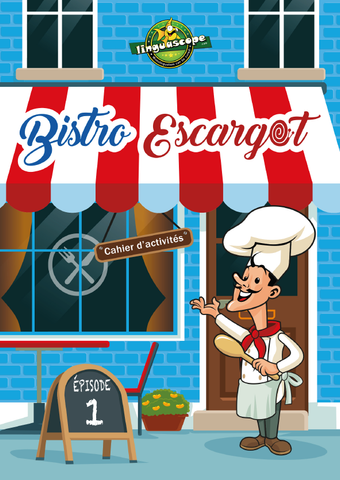 Bistro Escargot Episode 1 (Downloadable eBook with link to streamed video)