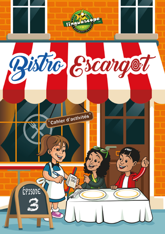 Bistro Escargot Episode 3 (Downloadable eBook with link to streamed video)