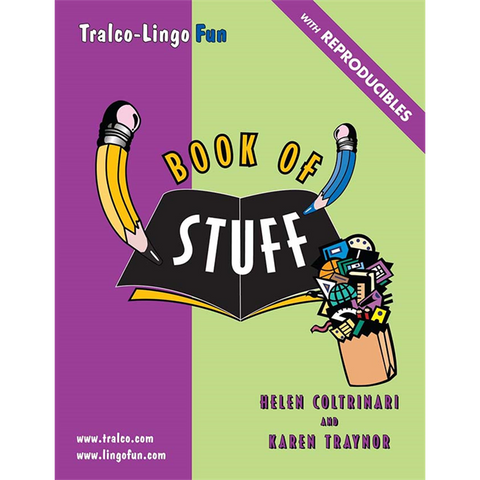 Book of Stuff - French (Downloadable eBook)