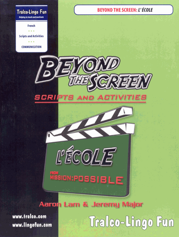 Beyond the Screen - L'école (Downloadable eBook)