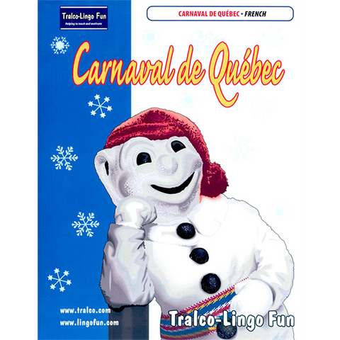 Carnaval de Québec (French version) (Downloadable eBook with link to streamed video)