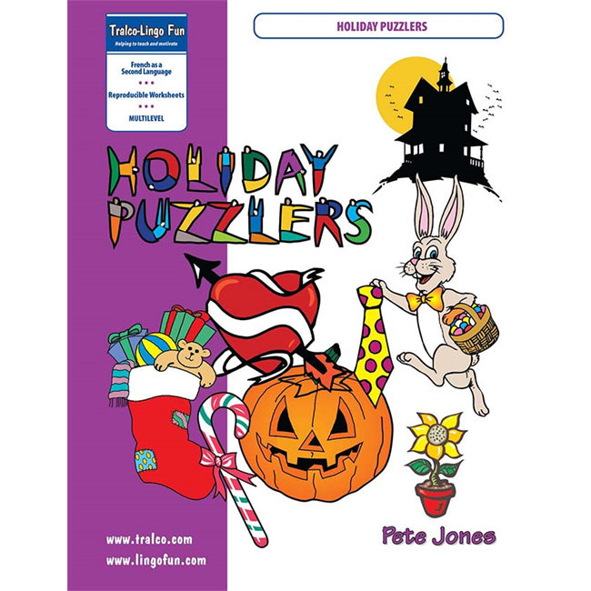 Holiday Puzzlers (Downloadable eBook)