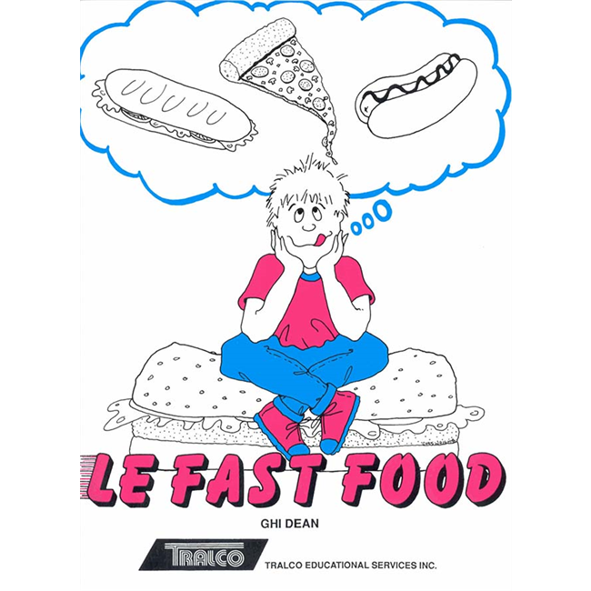 Le Fast Food (Downloadable eBook)