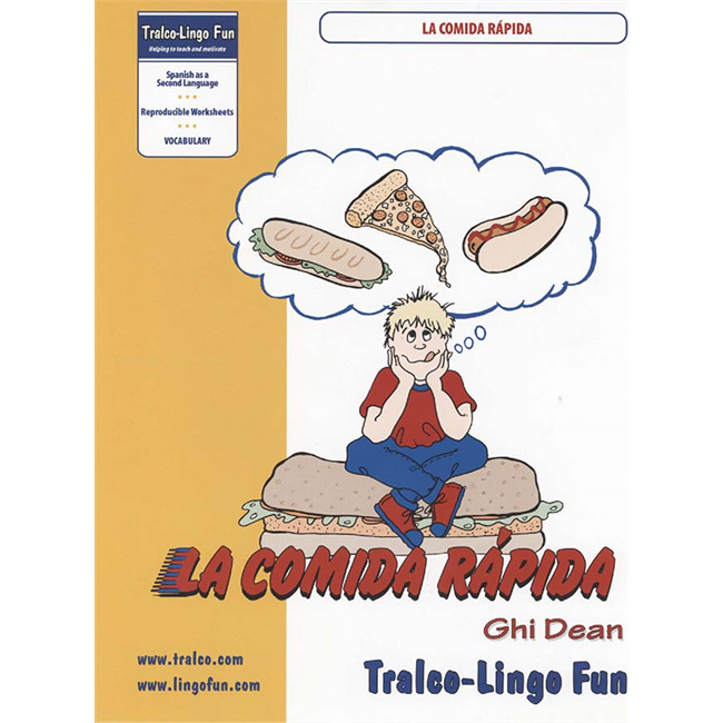 La Comida rápida (Downloadable eBook)
