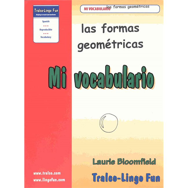 Mi vocabulario - Las formas geométricas (Downloadable eBook)