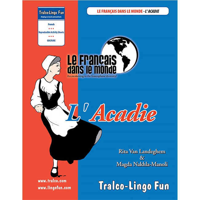 Le Français dans le monde - L'Acadie (Downloadable eBook)