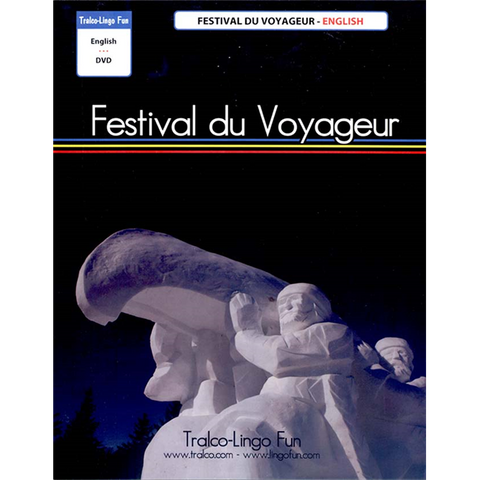 Festival du Voyageur (English version) (Downloadable eBook with link to streamed video)