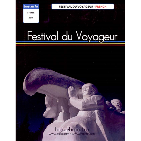 Festival du Voyageur (French version) (Downloadable eBook with link to streamed video)