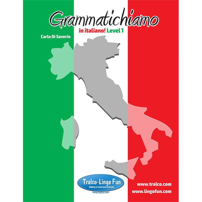 Grammatichiamo in italiano Level 1 (Downloadable eBook)