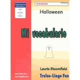 Mi vocabulario - Halloween (Downloadable eBook)