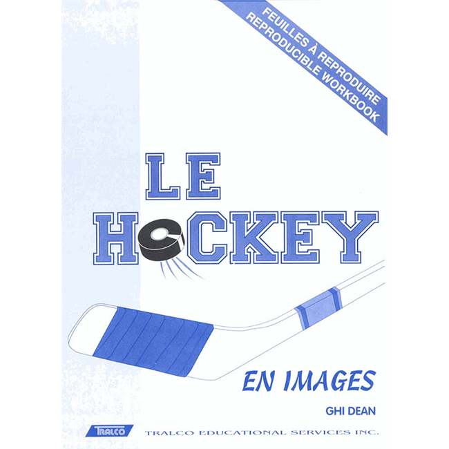 Le Hockey en images (Downloadable eBook)