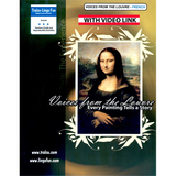 Les Voix du Louvre (French version) (Downloadable eBook with link to streamed video)