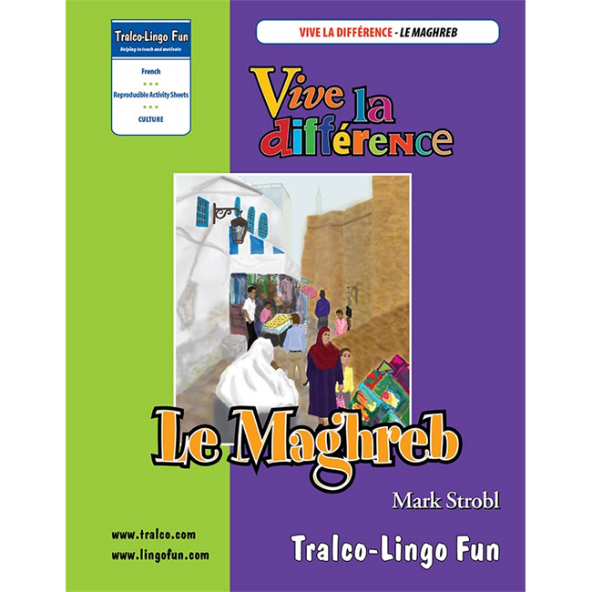 Vive la différence - Le Maghreb (French version) (Downloadable eBook)