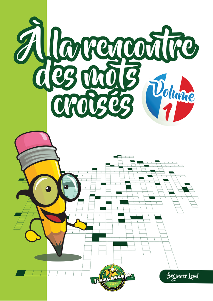 À la rencontre des mots croisés Volume 1 (Downloadable eBook)