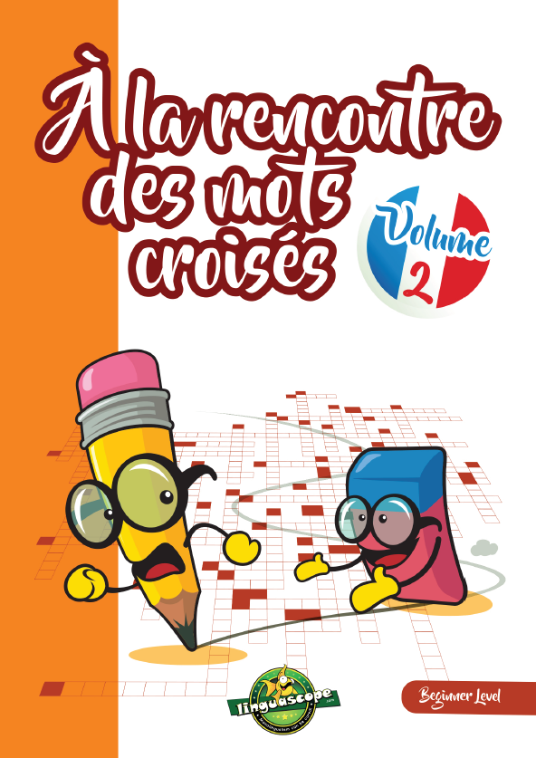À la rencontre des mots croisés Volume 2 (Downloadable eBook)