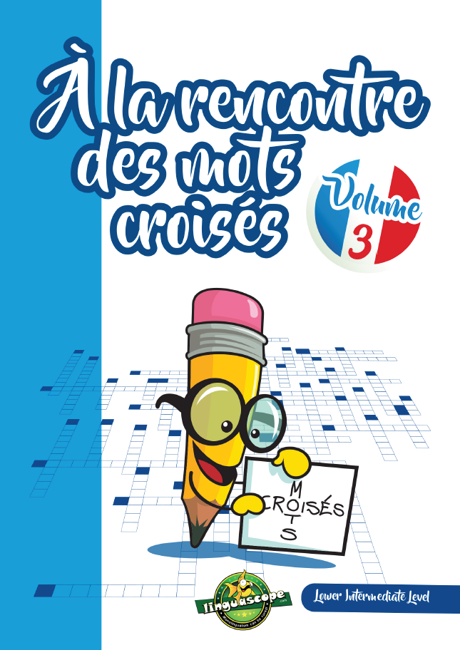 À la rencontre des mots croisés Volume 3 (Downloadable eBook)