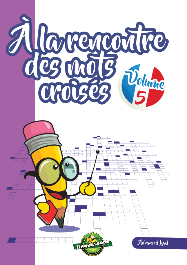 À la rencontre des mots croisés Volume 5 (Downloadable eBook)