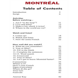 Montréal The Adventure (English version) (Downloadable eBook with link to streamed video)