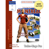Montréal The Adventure (French version) (Downloadable eBook with link to streamed video)