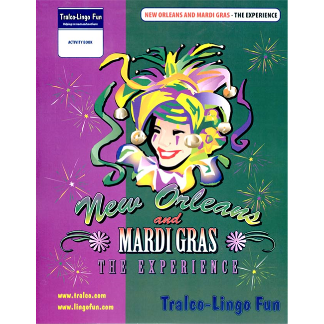 New Orleans Mardi Gras (English version) (Downloadable eBook with link to streamed video)