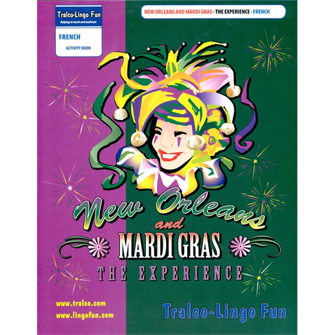 New Orleans Mardi Gras (French version) (Downloadable eBook with link to streamed video)
