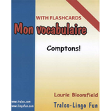 Mon vocabulaire (with flashcards) - Comptons ! (Downloadable eBook)