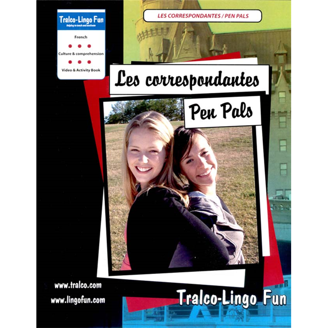 Les Correspondantes (Downloadable eBook with link to streamed video)