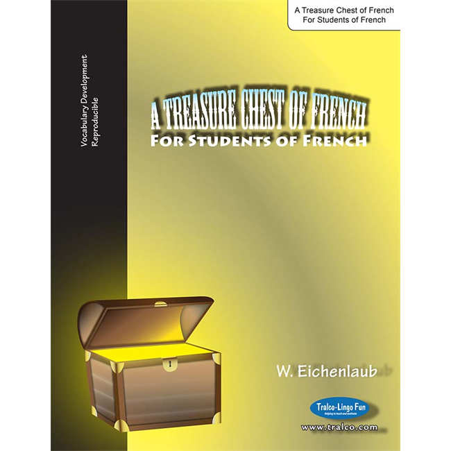 A Treasure Chest of French for Students of French (Downloadable eBook)