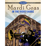 Mardi Gras in the Vieux Carré  (English version) (Downloadable eBook with link to streamed video)